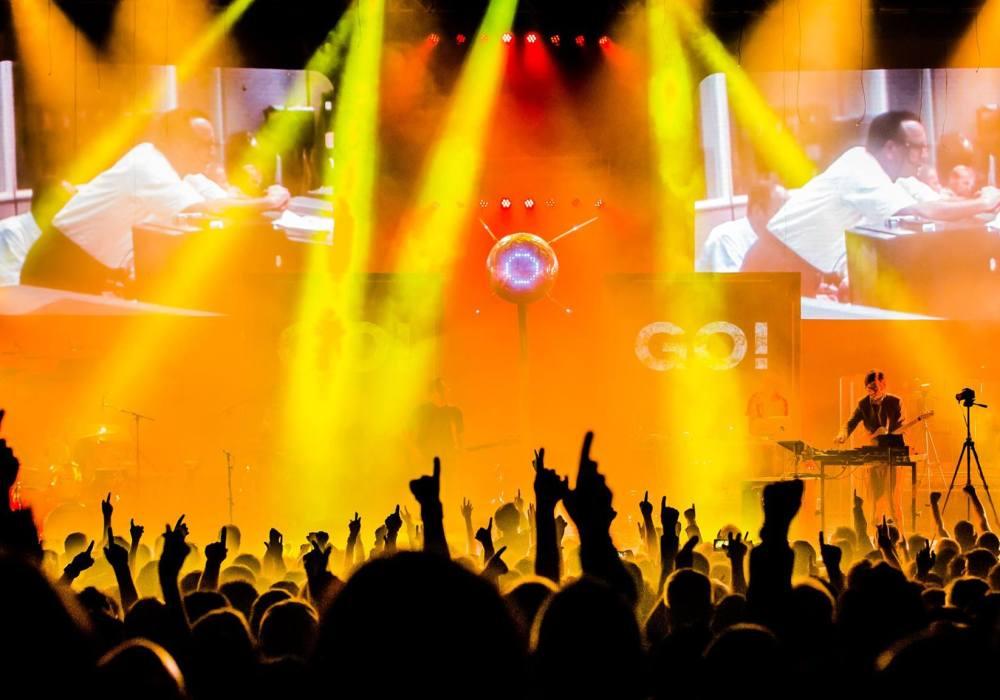 LIVE REVIEW: Public Service Broadcasting | monstagigz